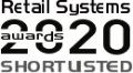 Shortlisted for 'Online Innovation of the Year' by Retail Systems Awards